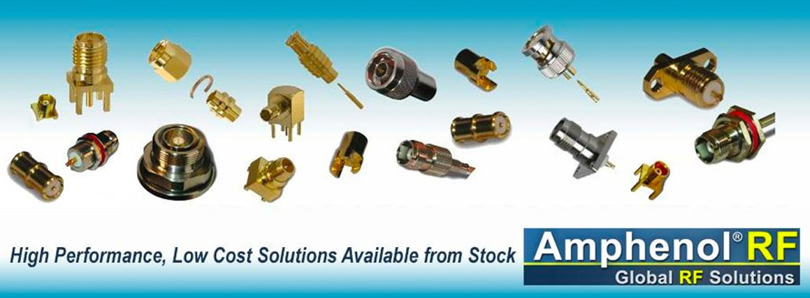 Amphenol RF Solutions at ATM Mid-Atlantic